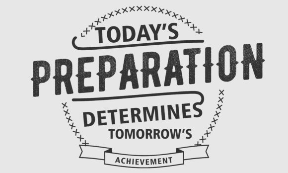 Download Free Today S Preparation Determines Graphic By Baraeiji Creative for Cricut Explore, Silhouette and other cutting machines.