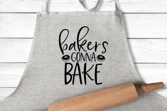 Download Free Bakers Gonna Bake Grafico Por Talia Smith Creative Fabrica for Cricut Explore, Silhouette and other cutting machines.