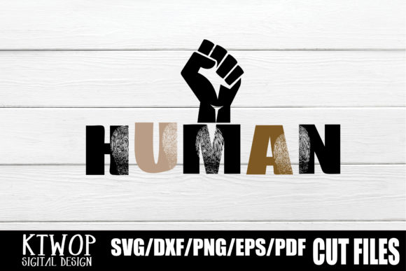Human Graphic By Ktwop Creative Fabrica