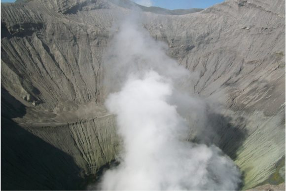 Bromo Crater In East Java Indonesia Graphic By Bintangcreative