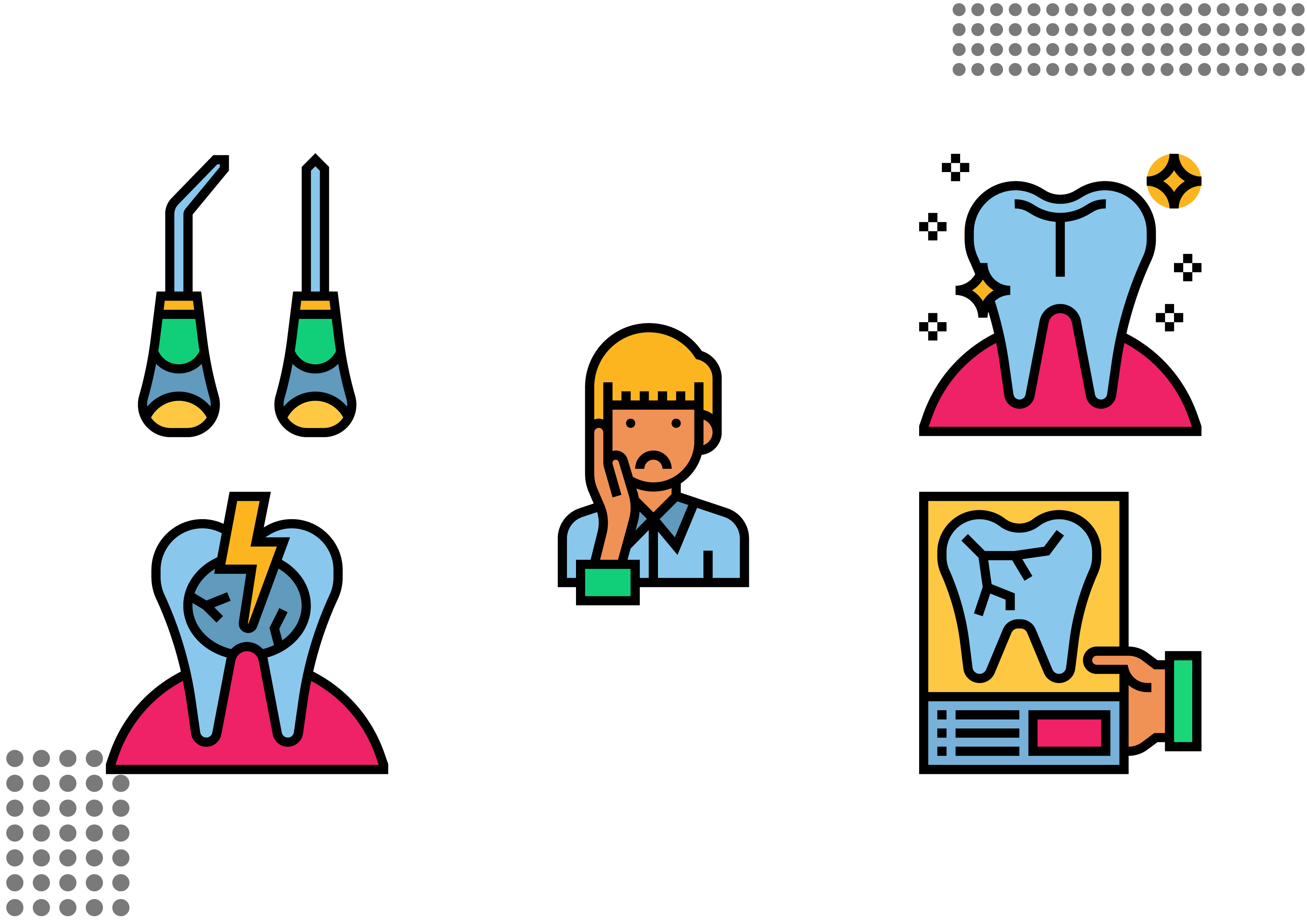 Download Free Dental Graphic By Cool Coolpkm3 Creative Fabrica for Cricut Explore, Silhouette and other cutting machines.