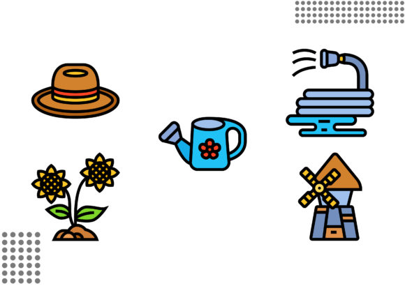 Download Free Farming Graphic By Cool Coolpkm3 Creative Fabrica for Cricut Explore, Silhouette and other cutting machines.