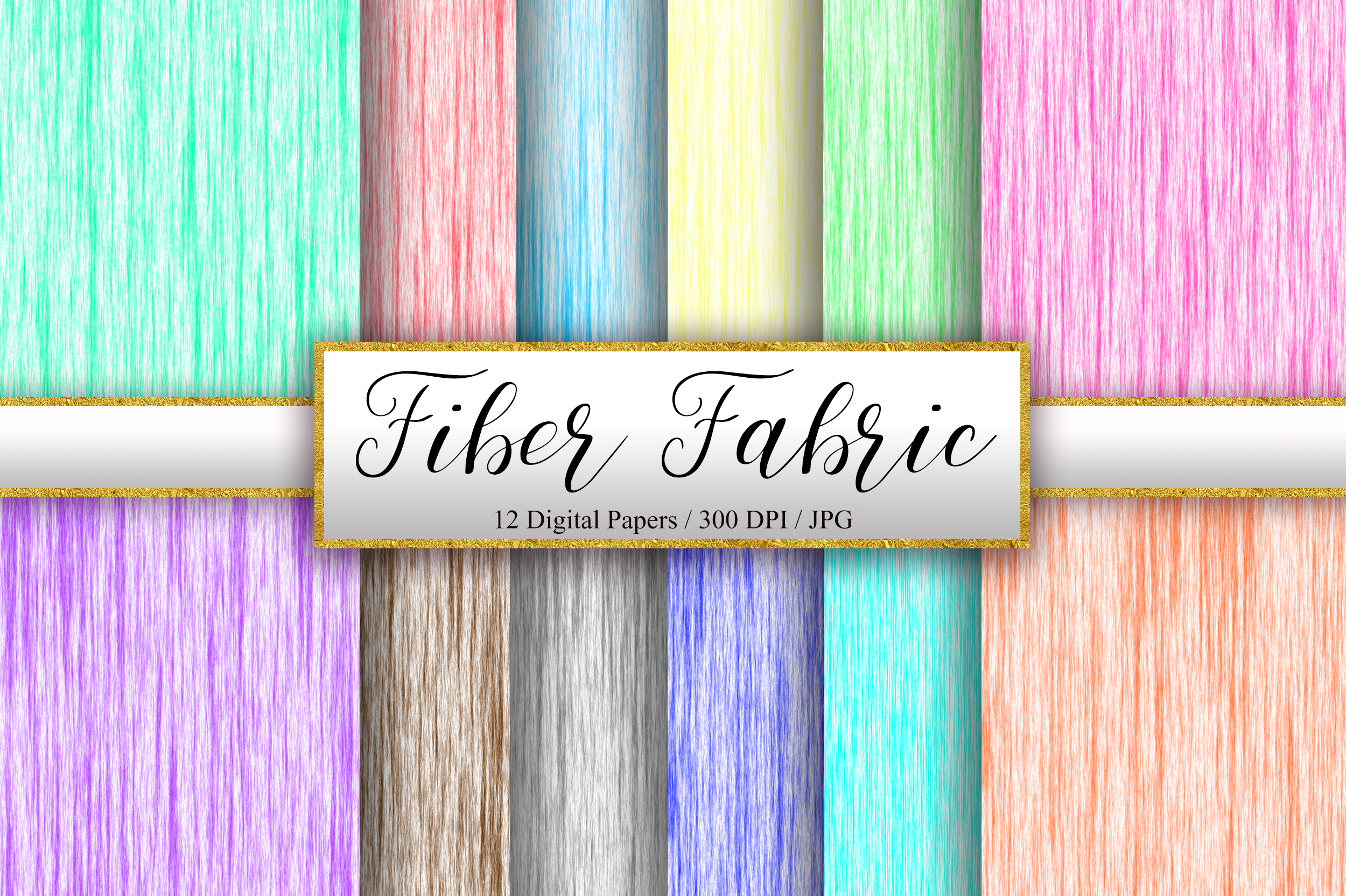 Fiber Fabric Texture Background Graphic By Pinkpearly Creative