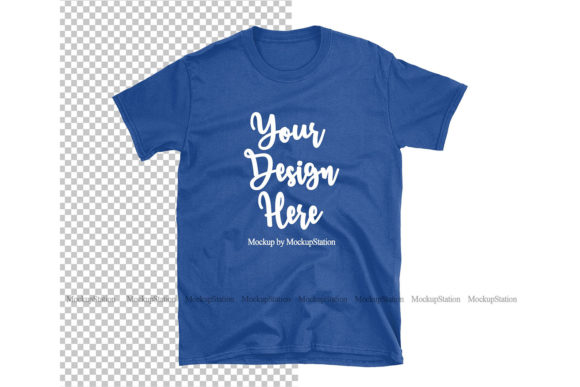 Download Free Gildan 64000 T Shirt Mockup Bundle Graphic By Mockup Station for Cricut Explore, Silhouette and other cutting machines.