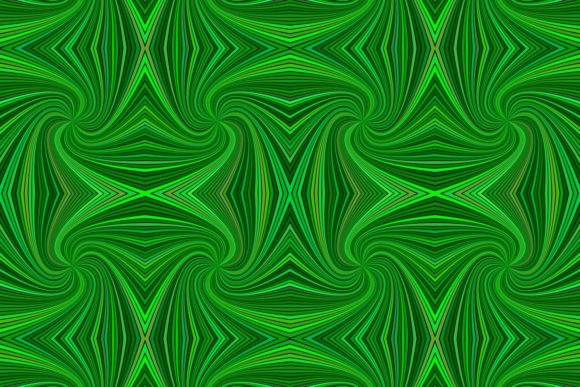 Download Free Green Seamless Spiral Pattern Graphic By Davidzydd Creative for Cricut Explore, Silhouette and other cutting machines.