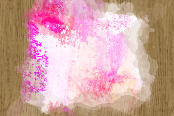 Print on Demand: Grunge Ink Splashes Textures Backdrops Graphic Backgrounds By Prawny - Image 3