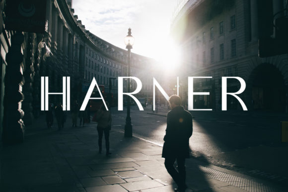Download Free Harner Font By Bb Digital Arts Creative Fabrica for Cricut Explore, Silhouette and other cutting machines.