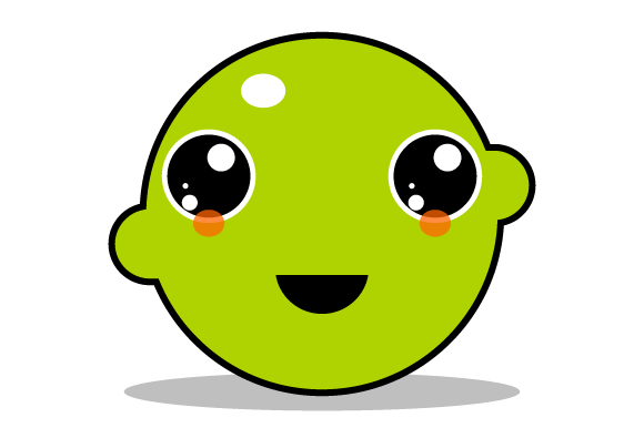 Illustration Of Lemon With Expression Graphic By Yapivector