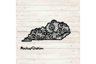 Download Free Kentucky Mandala Graphic By Mockup Station Creative Fabrica for Cricut Explore, Silhouette and other cutting machines.