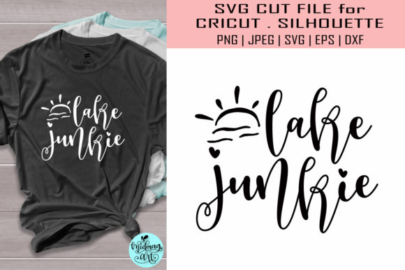 Download Free Lake Junkie Graphic By Midmagart Creative Fabrica for Cricut Explore, Silhouette and other cutting machines.