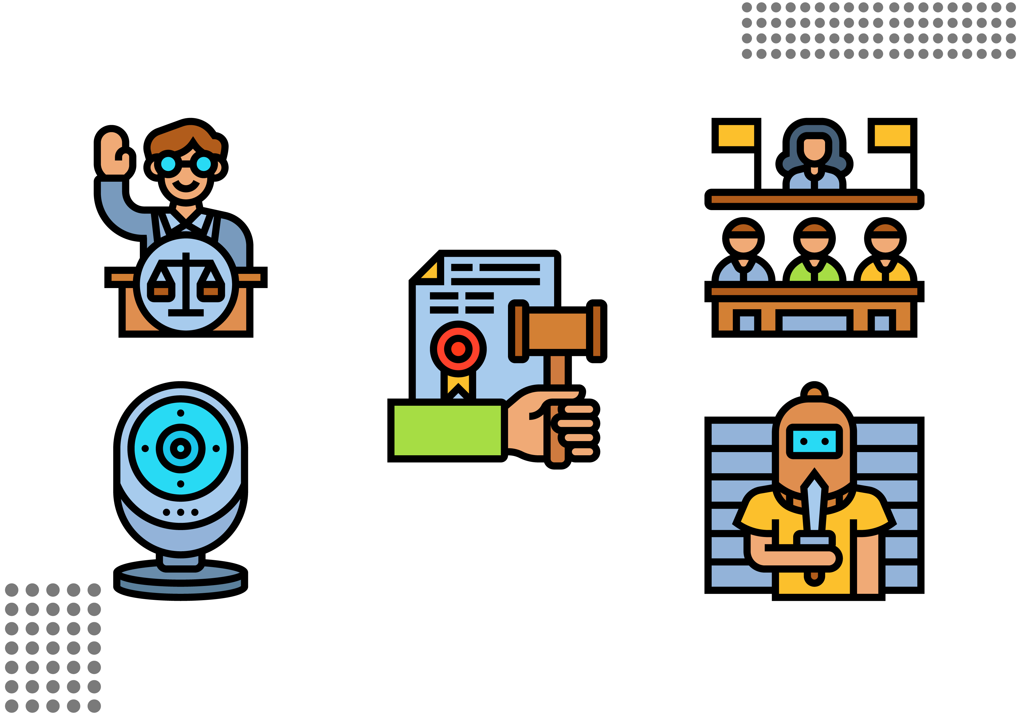 Download Free Law And Justice Graphic By Cool Coolpkm3 Creative Fabrica for Cricut Explore, Silhouette and other cutting machines.
