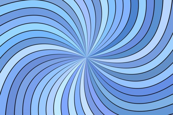 Download Free Light Blue Swirl Bstract Background Graphic By Davidzydd for Cricut Explore, Silhouette and other cutting machines.