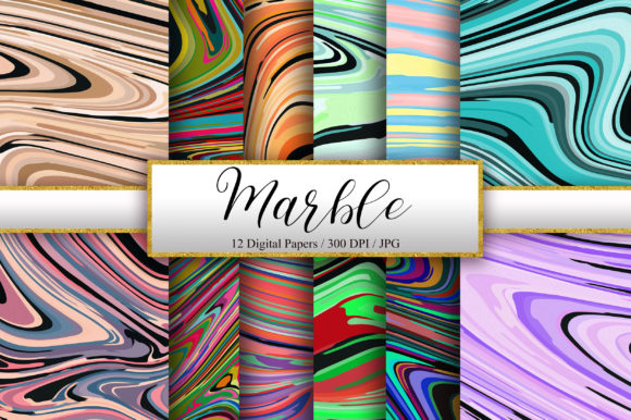 Marble Oil Painting Texture Background Graphic Backgrounds By PinkPearly
