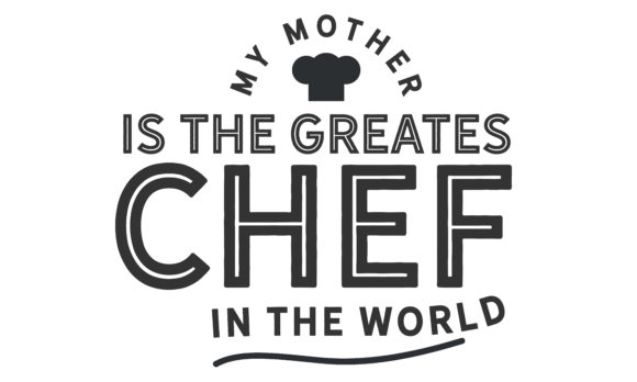 Print on Demand: My Mother is the Greatest Chef Graphic Illustrations By baraeiji