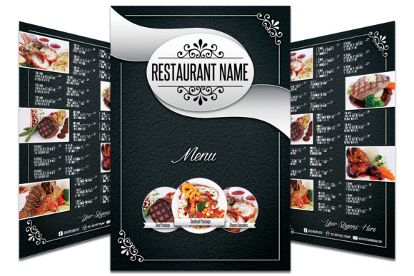 Download Free Restaurant Menu 5 Graphic By Matthew Design Creative Fabrica SVG Cut Files