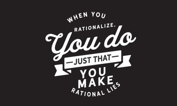 Download Free When You Rationalize Graphic By Baraeiji Creative Fabrica for Cricut Explore, Silhouette and other cutting machines.