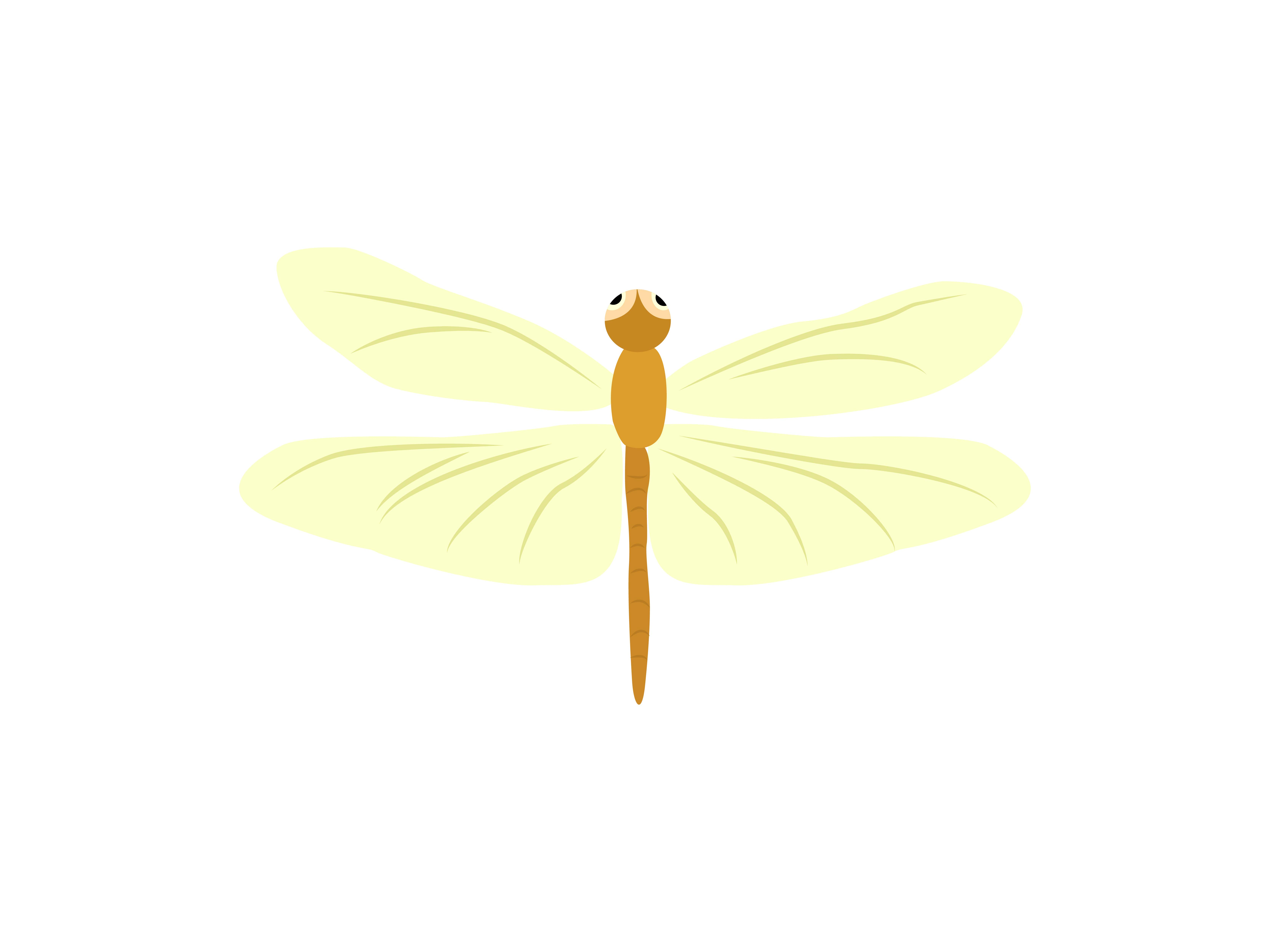 Download Free Dragonfly Animal Graphic By Archshape Creative Fabrica for Cricut Explore, Silhouette and other cutting machines.