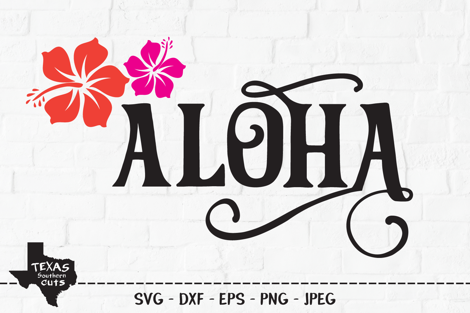 Download Free Aloha Summer Shirt Design Graphic By Texassoutherncuts for Cricut Explore, Silhouette and other cutting machines.