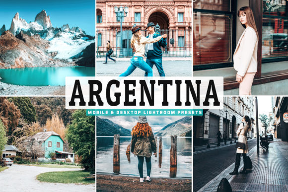Download Free Argentina Pro Lightroom Presets Graphic By Creative Tacos for Cricut Explore, Silhouette and other cutting machines.