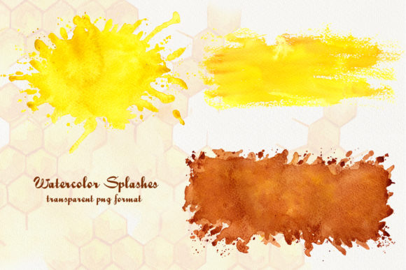 Bee Honey Watercolor Clip Art Graphic Illustrations By BarvArt - Image 11