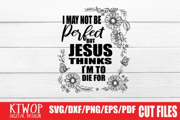 Download Free Bible Verse Jesus Sunflower Craft Graphic By Ktwop Creative for Cricut Explore, Silhouette and other cutting machines.