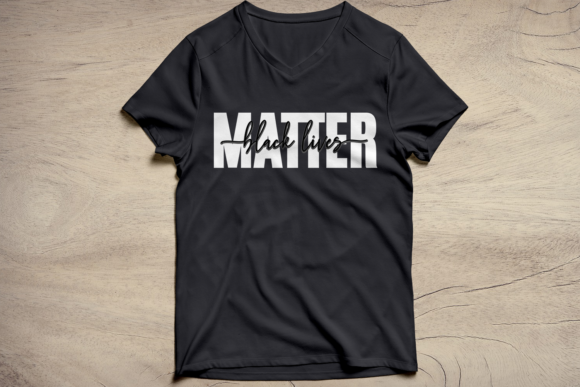 Download Free Black Lives Matter Quote Graphic By La Oliveira Creative Fabrica for Cricut Explore, Silhouette and other cutting machines.