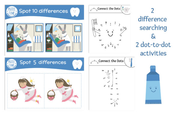 Dentist's Games Graphic Teaching Materials By lexiclaus - Image 10