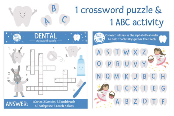 Dentist's Games Graphic Teaching Materials By lexiclaus - Image 5