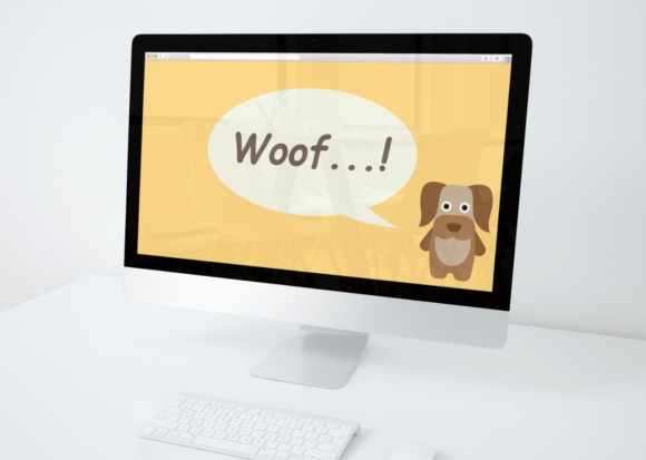 Download Free Desktop Wallpaper Dog Yellow Graphic By Studioisamu Creative for Cricut Explore, Silhouette and other cutting machines.