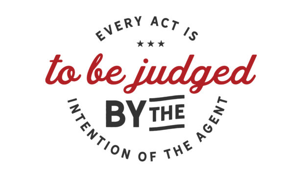 Every Act Is To Be Judged Graphic By Baraeiji Creative Fabrica