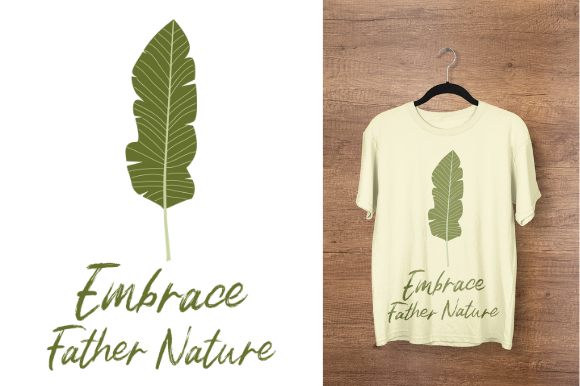 Download Free Father S Day Embrace Father Nature Design Graphic By for Cricut Explore, Silhouette and other cutting machines.