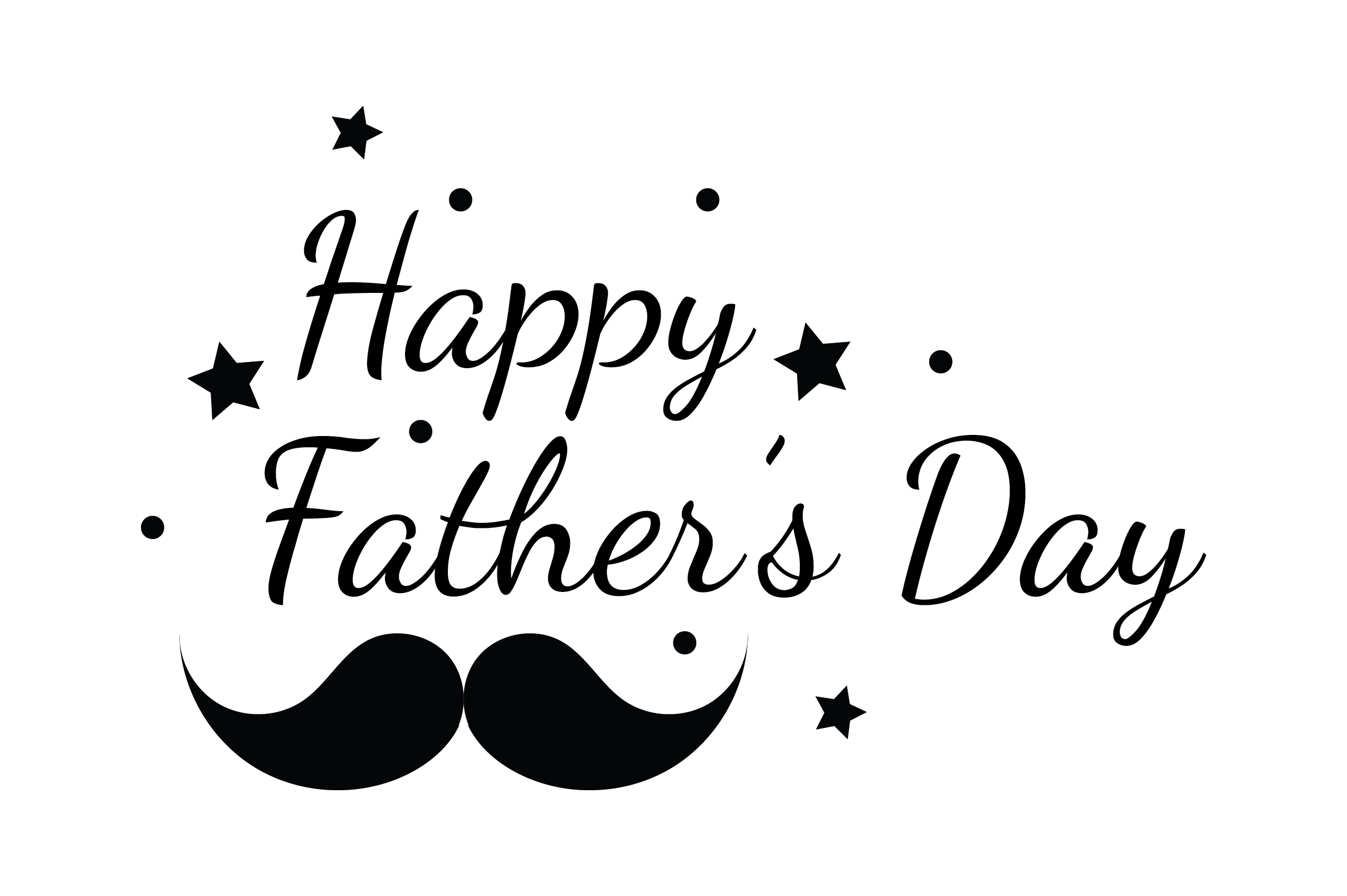 Download Free Happy Father S Day Quote Graphic By Fauzidea Creative Fabrica for Cricut Explore, Silhouette and other cutting machines.