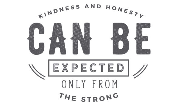 Download Free Kindness And Honesty Graphic By Baraeiji Creative Fabrica for Cricut Explore, Silhouette and other cutting machines.