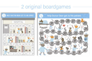 Medical Games Graphic Teaching Materials By lexiclaus 11