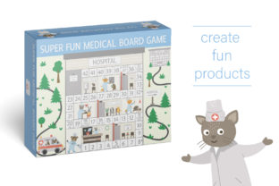 Medical Games Graphic Teaching Materials By lexiclaus 17
