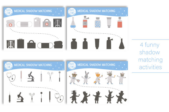 Medical Games Graphic Teaching Materials By lexiclaus - Image 4