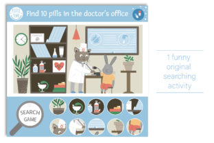 Medical Games Graphic Teaching Materials By lexiclaus 7