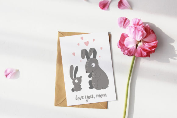 Download Free Moms And Babies Graphic By Lexiclaus Creative Fabrica for Cricut Explore, Silhouette and other cutting machines.
