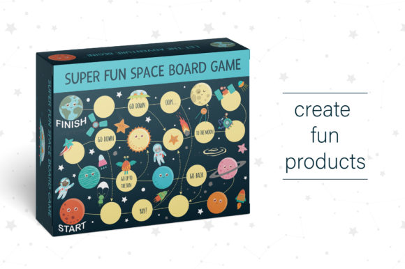 Space Games Graphic Teaching Materials By lexiclaus - Image 11