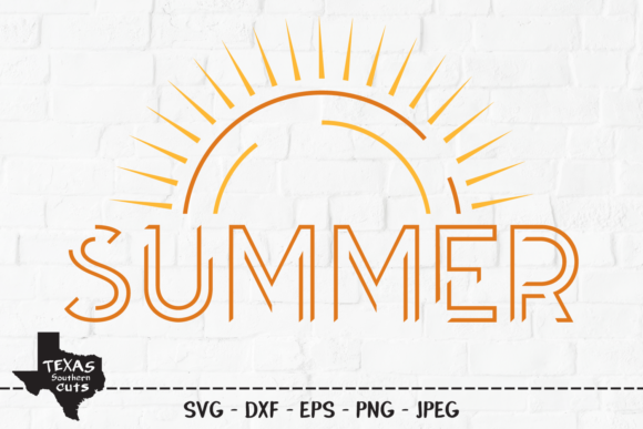 Download Free 25 Summer Vacation Designs Graphics for Cricut Explore, Silhouette and other cutting machines.