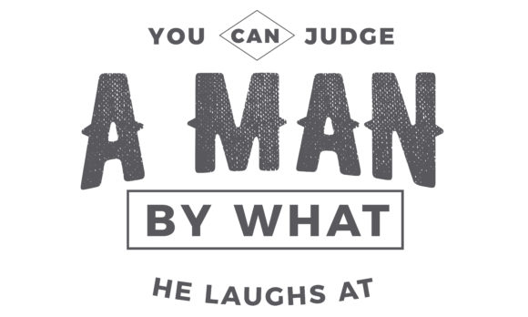 Download Free You Can Judge A Man Graphic By Baraeiji Creative Fabrica SVG Cut Files