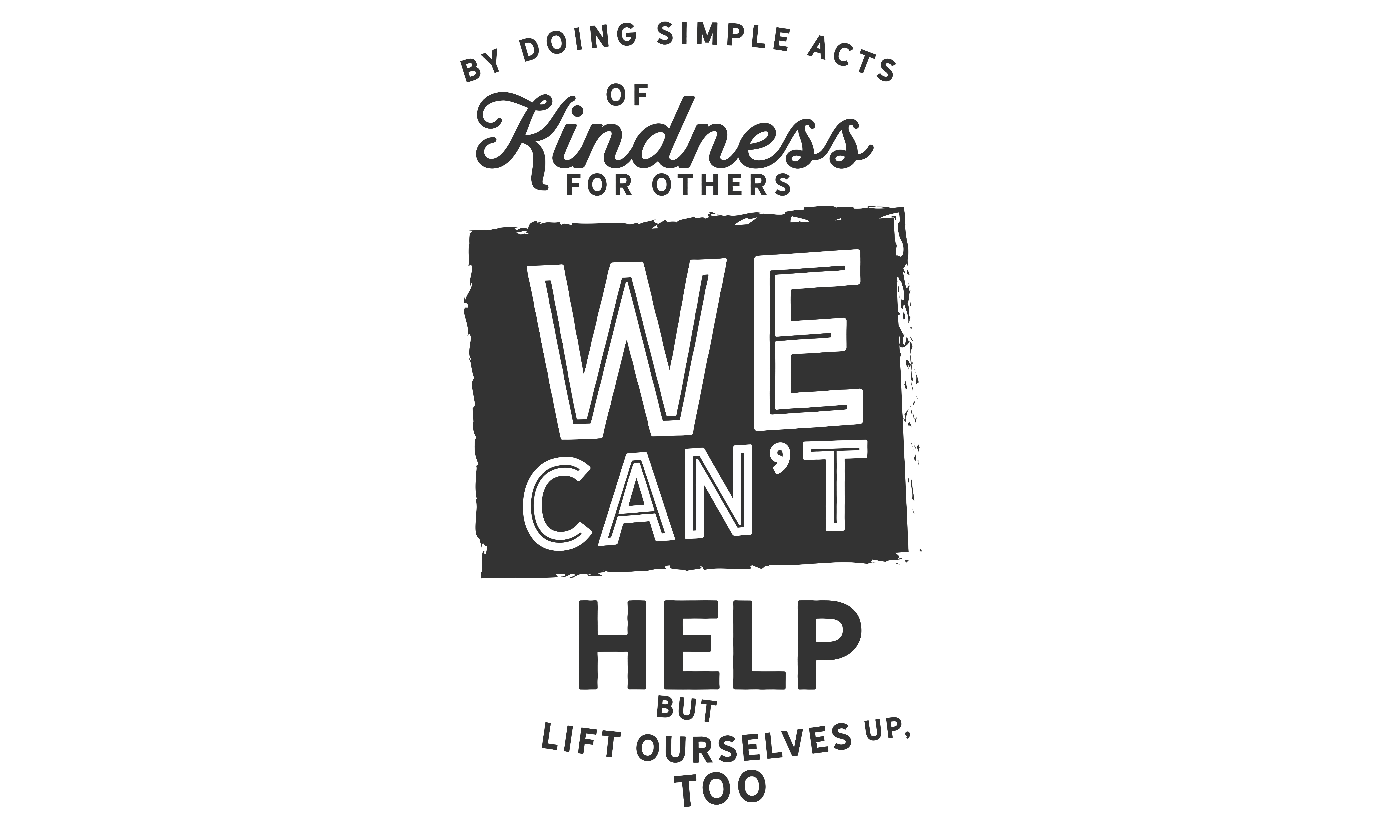 Download Free We Can T Help But Lift Ourselves Up Graphic By Baraeiji for Cricut Explore, Silhouette and other cutting machines.