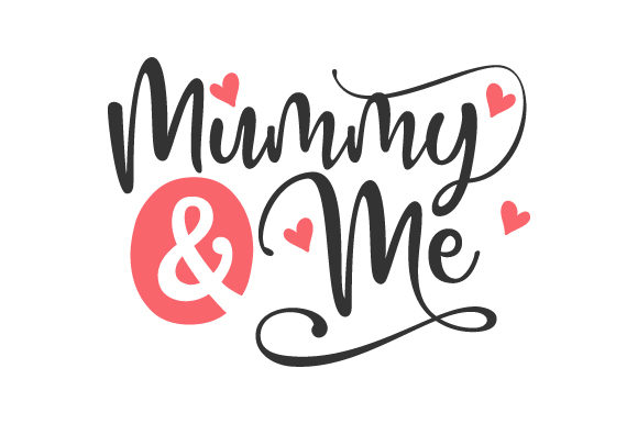 Download Free Mummy Me Svg Cut File By Creative Fabrica Crafts Creative for Cricut Explore, Silhouette and other cutting machines.