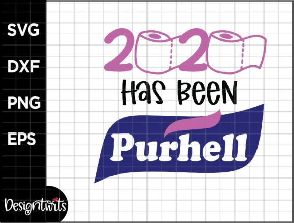 2020 Purhell Graphic Crafts By spoonyprint