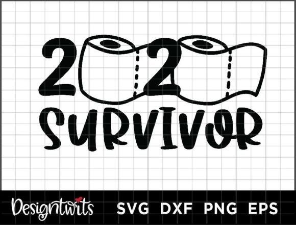 2020 Survivor Graphic Crafts By spoonyprint