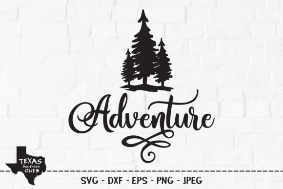 Download Free 1 Forest Trees Designs Graphics for Cricut Explore, Silhouette and other cutting machines.