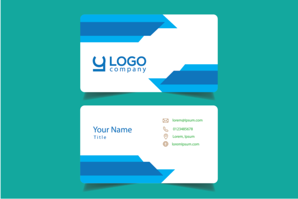 Business CardsDesign Graphic Print Templates By bayfont