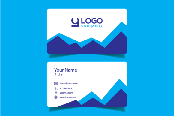 Business CardsDesigns Graphic Print Templates By bayfont