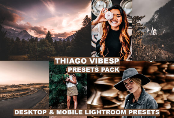 Download Free Cinematic Roadtrip Lightroom Presets Graphic By Thiago Vibesp SVG Cut Files