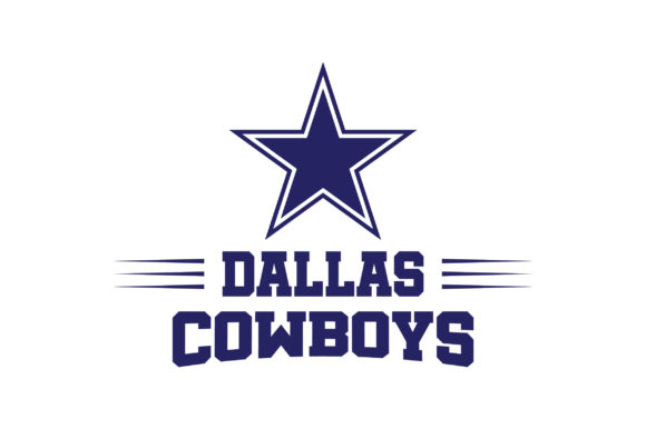 Download Free Dallas Cowboys Graphic By Fauzidea Creative Fabrica for Cricut Explore, Silhouette and other cutting machines.